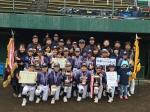 Bチーム 千葉市秋季中央大会(Ⅱ部)優勝!