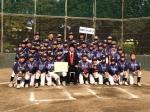 美浜区秋季大会 Aチーム3位、Bチーム3位、Cチーム準優勝