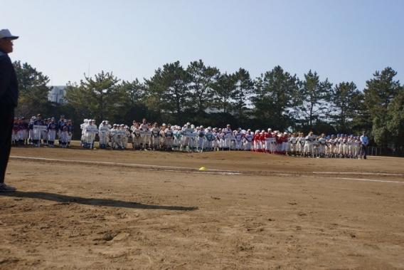 美浜区春季大会開会式