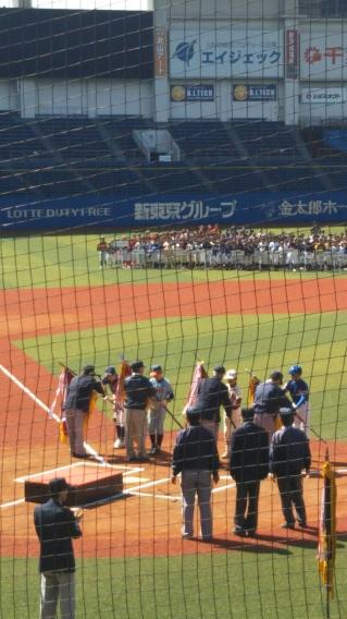 第48回朝日旗争奪関東団地少年野球大会開会式